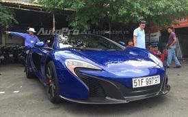 "McLaren 650S Spider của Minh ""Nhựa"" sở hữu biển số đẹp"