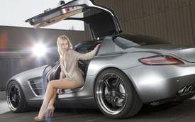 Mercedes-Benz: Muốn bán được xe, phải được lòng phụ nữ