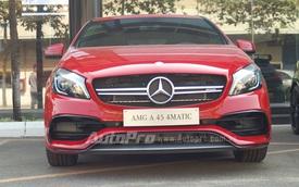 Mercedes-Benz A45 AMG 2016 giá từ 2,25 tỷ Đồng tại Việt Nam