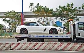 Mercedes SLS AMG GT mui trần đầu tiên cập bến Việt Nam