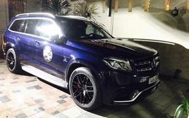 """Mercedes-Benz GLS63 AMG """"chạy thuế"""" giá 8,43 tỷ Đồng tại Quảng Ninh ra biển trắng"""