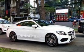 """Soái ca"" mua Mercedes-Benz C300 Coupe 3 tỷ Đồng tặng vợ"