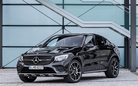 SUV hạng sang Mercedes-AMG GLC 43 4Matic Coupe trình làng