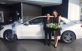 Hoa hậu Jennifer Phạm tậu Mercedes S400 có giá 3,8 tỷ Đồng tại Việt Nam