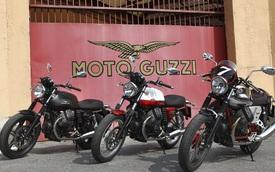 Moto Guzzi và Aprilia sẽ tham gia triển lãm xe máy Việt Nam 2016