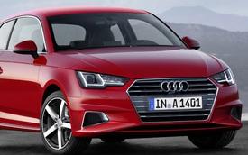 Audi A1 thế hệ mới lộ diện qua hình ảnh dựng 3D