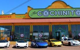 """Đã mắt với """"rừng"""" siêu xe hội tụ tại Mexico"""