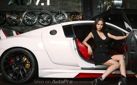 """Ngắm nhìn siêu xe Audi R8 độ """"hết nấc"""" tại Sài Gòn"""