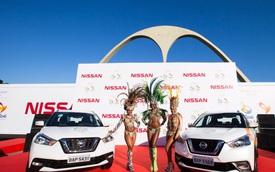 Lô xe crossover cỡ nhỏ Nissan Kicks đầu tiên được giao cho chủ