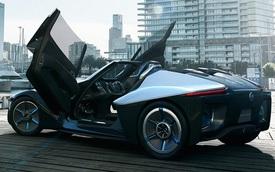 """Nissan giới thiệu mẫu xe điện có thiết kế """"cool"""" nhất từ trước đến giờ"""