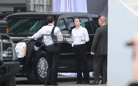 Những người lái xe cho Tổng thống là ai?