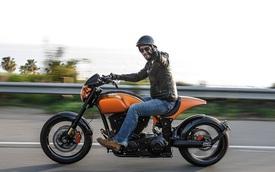 Xem mô tô 1,7 tỷ Đồng do Keanu Reeves sản xuất chạy trên đường