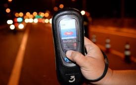 Từ 1/8, người lái ô tô có nồng độ cồn vượt quá quy định bị phạt 16-18 triệu Đồng