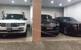 """Choáng với bộ đôi Range Rover chục tỷ Đồng sở hữu biển """"khủng"""""""