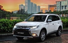 Mitsubishi Outlander mới: Sự lột xác ngoại mục về thiết kế