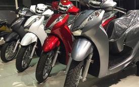Xe máy tay ga đắt như ôtô: Giá gấp 3 thế giới dân Việt không ngán