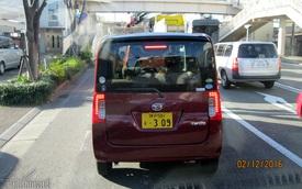 4 loại biển số xe ô tô phổ biến ở Nhật