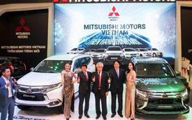 Mitsubishi Motors Việt Nam tạoấn tượng vớithiết kế Dynamic Shield