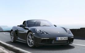 Porsche 718 Boxster có giá từ 3,57 tỷ Đồng tại Việt Nam