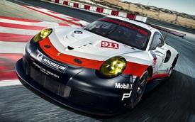 911 RSR 2017 - Tham vọng mới của Porsche trên đường đua