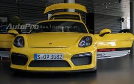 Xế đua Porsche Cayman GT4 đầu tiên tại Việt Nam giá từ 5 tỷ Đồng