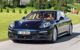 """Porsche Panamera thế hệ mới được nâng cấp """"trái tim"""" mới khỏe hơn"""