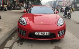 Tiểu thư 9X Quảng Ninh sở hữu hàng độc Porsche Panamera Turbo Exclusive 9,78 tỷ Đồng