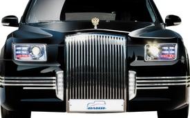 [Infographic] Khám phá limousine sắp ra mắt của Tổng thống Nga