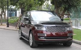 Range Rover SVAutobiography - Đẳng cấp chơi SUV 12 tỷ Đồng của đại gia Việt