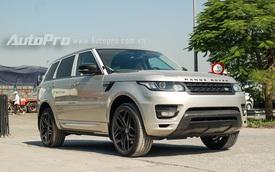 """Soi"" Range Rover Sport Autobiography 2015 tại Việt Nam"