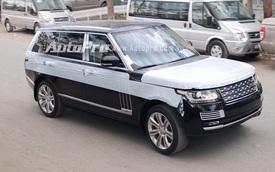Range Rover SVAutobiography LWB chính hãng đầu tiên cập bến Việt Nam