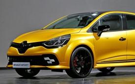 """Renault tung xe hatchback """"nhỏ nhưng có võ"""""""