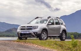 Xe Pháp cạnh tranh Honda CR-V tăng giá 60 triệu Đồng
