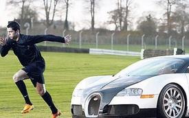 """Cristiano Ronaldo từng """"hạ gục"""" siêu xe mạnh nhất trên thế giới đến từ Pháp"""