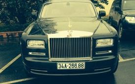 Đại gia Hải Dương chi 28 tỷ Đồng tậu Rolls-Royce Phantom EWB Series II