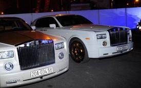 """Rolls-Royce - Xe triệu đô, biển siêu """"khủng"""""""
