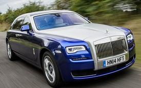10 điều ấn tượng nhất trong năm 2015 của Rolls-Royce