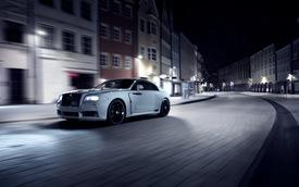 Hàng hiếm Rolls-Royce Wraith mạnh mẽ hơn với 717 mã lực