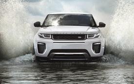 Range Rover Evoque 2016 chính hãng có giá từ 2,9 tỷ Đồng