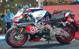 Siêu mô tô hàng hiếm Aprilia RSV4 RF 2016 lần đầu tiên xuất hiện tại Việt Nam