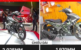 Mua Honda Winner 150 hay Yamaha Exciter 150?