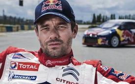 """Tay đua """"độc cô cầu bại"""" Sebastien Loeb và những điều chưa biết"""
