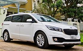 Mazda BT50 và Kia Sedona tăng giá từ 40 triệu – 100 triệu đồng từ 1/7