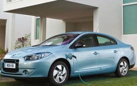 100 xe ô tô điện sẽ về Việt Nam vào tháng 6/2016