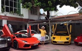 """Khám phá bộ sưu tập siêu xe cực """"khủng"""" của chủ tịch hội thiết bị y tế TP. Hồ Chí Minh"""
