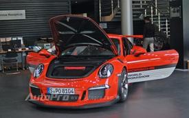Siêu xe Porsche 911 GT3 RS thứ 2 xuất hiện tại Việt Nam