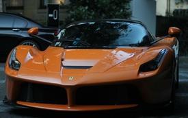 """""""Siêu ngựa"""" triệu USD Ferrari LaFerrari màu độc xuất hiện tại Đức"""
