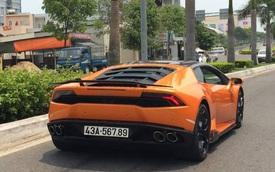 """Lamborghini Huracan độc nhất tại Đà Nẵng ra biển """"khủng"""""""