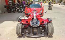 Ferrari 488 GTB cùng đoàn mô tô khủng tụ tập tại Sài thành