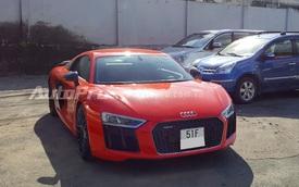 Hàng loạt siêu xe và xe sang đăng ký biển số trắng 1 ngày hạn áp thuế TTĐB mới
